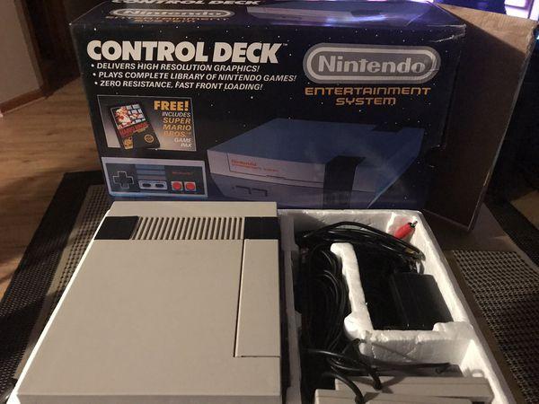 Nintendo Control Deck (CIB)