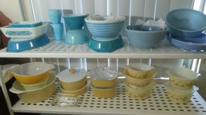PYREX Corning Ware casseroles mixing bowls for Sale in San Dimas, CA