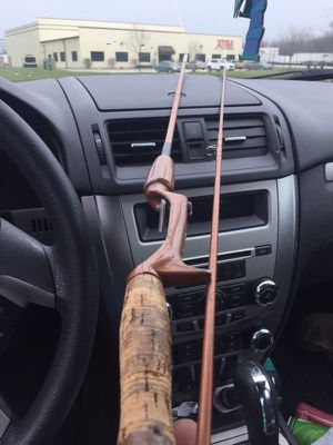 Antique Fishing Pole for Sale in St. Louis, MO
