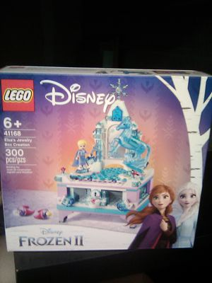 Frozen II Lego set for Sale in Tacoma, WA