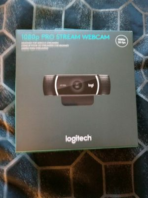 C920 Webcam with DeskMount Webcam for Sale in Stockton, CA