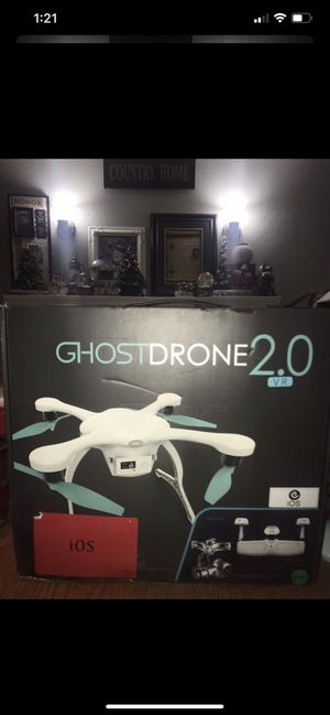EHANG Ghost Drone 2.0 (IOS, VR) for Sale in Manchester, PA