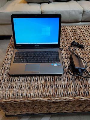 Blue Dell Windows 10 Laptop with Web Camera for Sale in St. Louis, MO