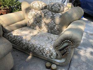 Couches designer! for Sale in Modesto, CA