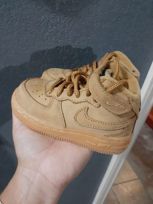 New baby air force size 6c for Sale in Houston, TX
