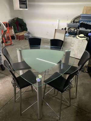 Dinner table and chairs for Sale in Denver, CO