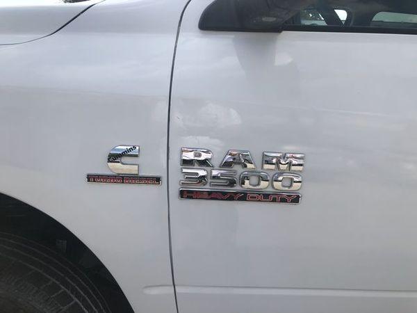 2017 Ram 3500 Crew Cab