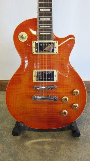 Agile 200 electric guitar orange red for Sale in Stuart, FL