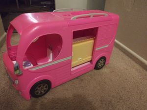 Barbie pop up camper for Sale in Henderson, NV