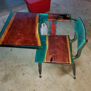 Vintage School Desk, Mid-Century for Sale in Spring, TX