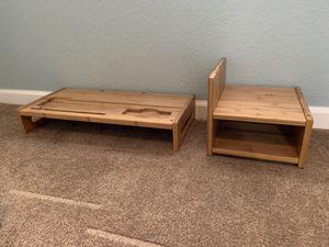 Desk Shelf or Shelves for Organizing for Sale in Windermere, FL