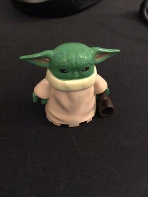 Baby Yoda lego minifigure custom for Sale in Anaheim, CA