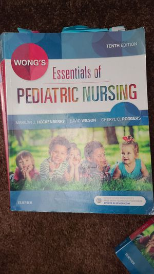 Wings essentials of pediatric nursing for Sale in ROWLAND HGHTS, CA