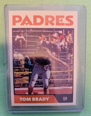 Tom Brady Limited Rookie Card 1994 for Sale in Covina, CA