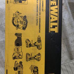 Dewalt 6 Tool lot for Sale in Lorton, VA