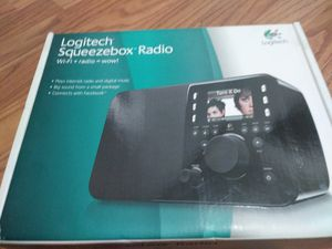 Logitech Squeezebox Internet Radio for Sale in Germantown, MD