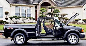 ֆ12OO Ford Ranger 4WD for Sale in Madera, CA