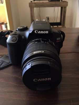 Canon EOS Rebel T6 Bundle for Sale in Littleton, CO