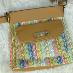 Rosetti Pastel Stripes Crossbody Shoulder Bag, NWT for Sale in Northumberland, PA
