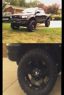 RwWppO3 ToYoTa TaCoMa 4WDWheels-Clean for Sale in Santa Ana, CA
