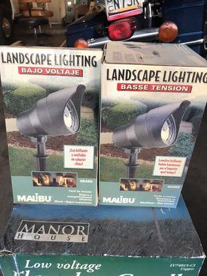 Landscape lighting / low voltage for Sale in Payson, AZ