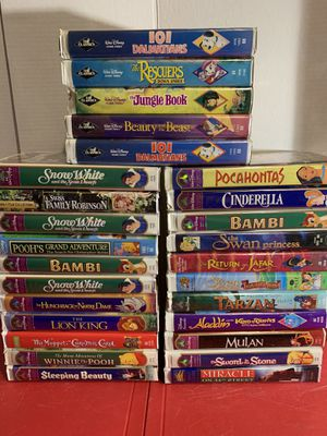VHS Movies for Sale in Easley, SC