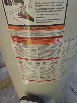 *Water heater for Sale in Phoenix, AZ