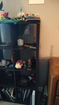 Curio cabinet or bookcase for Sale in Denver,  CO
