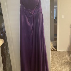 Purple Prom/formal Dress for Sale in Fort Worth, TX