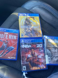 Games Ps4 for Sale in Waco,  TX