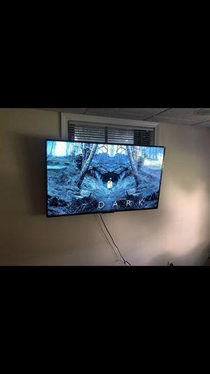 Element 50 inch flatscreen SMART tv. Works perfect for Sale in Smithfield, RI