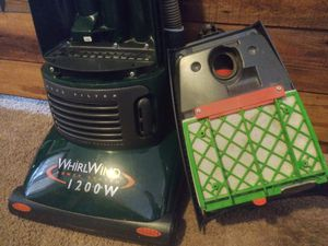 Whirl wind 1200w vacuum for Sale in Oklahoma City, OK