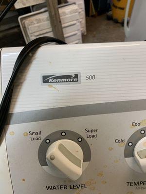 Washing machine Kenmore for Sale in Virginia Beach, VA