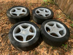 2003 Ford Mustang GT tires and wheels for Sale in Lake Wales, FL
