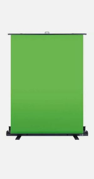 Elgato Green Screen Collapsible Chroma Key Panel for Background Removal for Sale in Fort Worth, TX