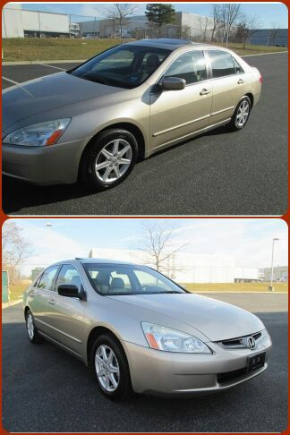 2004 Honda Accord EX-L Perfect Condition 106k
