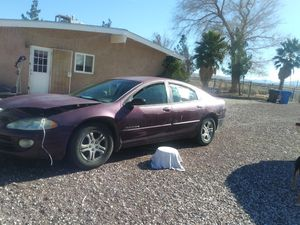 99 dodge intrepid. Good running car but im told the water pump is all bad. Tags exp 2019. Good engine good trany. 500 n its urs. Obo for Sale in Barstow, CA