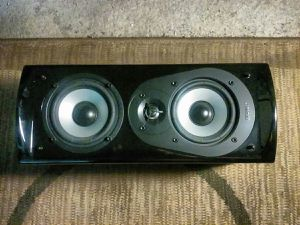 Energy Connoisseur C-C5 Center Channel Speaker for Sale in Seattle, WA