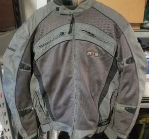 Fieldsheer Armored size XL motorcycle riding jacket w/ removable liner for Sale in Lutz, FL