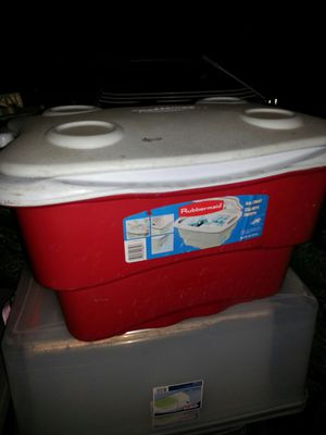 Large cooler 20firm SERIOUS INQUIRIES ONLY for Sale in Glen Burnie, MD