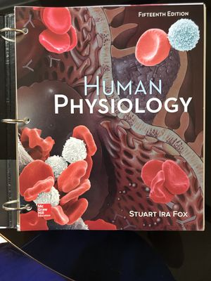 Human Physiology McGrawHill for Sale in St. Louis, MO