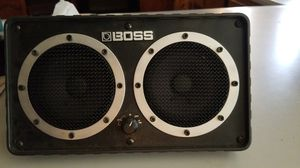 Boss guitar amplifier brand new for Sale in Tracy, CA