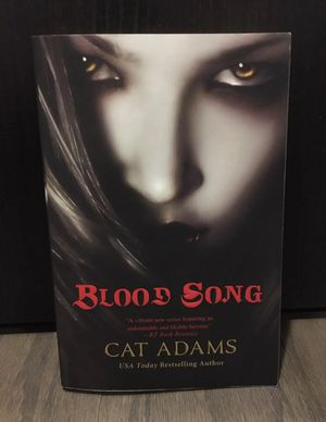 Blood Song Paperback Book for Sale in Winter Garden, FL