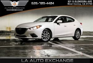 2016 Mazda Mazda3 for Sale in West Covina, CA