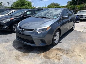 2016 toyota corolla for Sale in Miami, FL