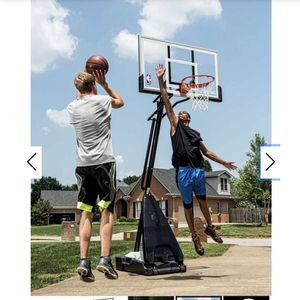 NBA Portable Basketball Hoop for Sale in Bakersfield, CA