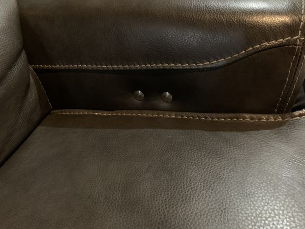 Leather furniture from Big Sandy's