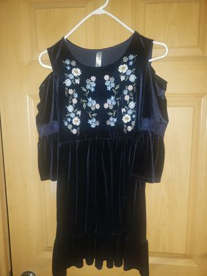 Blue flower dress for Sale in Chicago, IL