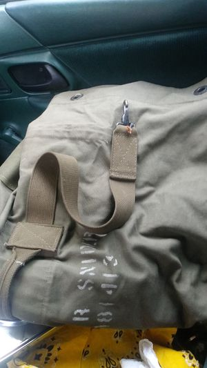 Military duffle bag for Sale in Portland, OR