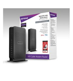 N600 WiFi cable modem Router for Sale in San Bernardino,  CA